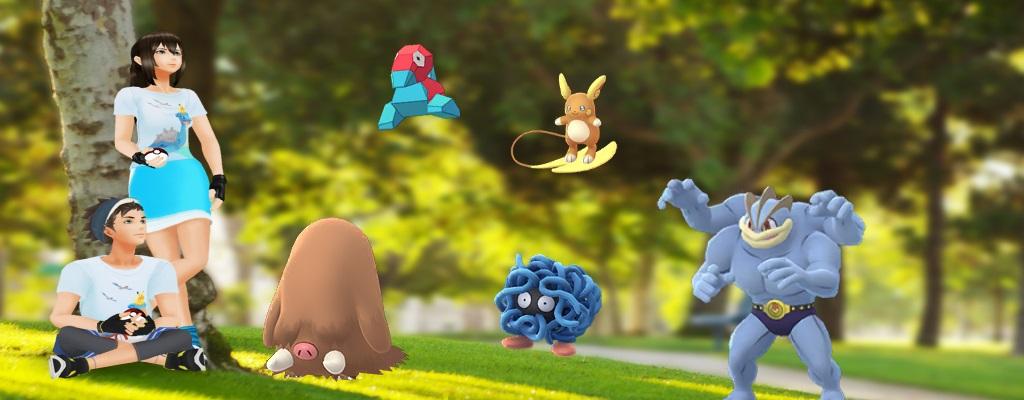 So besiegst du alle Level 3 Raidbosse in Pokémon GO alleine