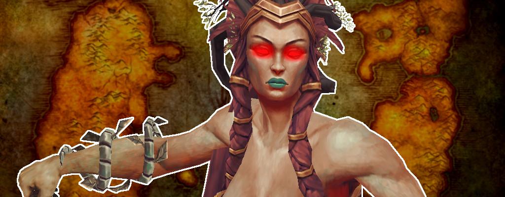 WoW: Azeroth ist die Titanin des Krieges und wir sind ihre Marionetten