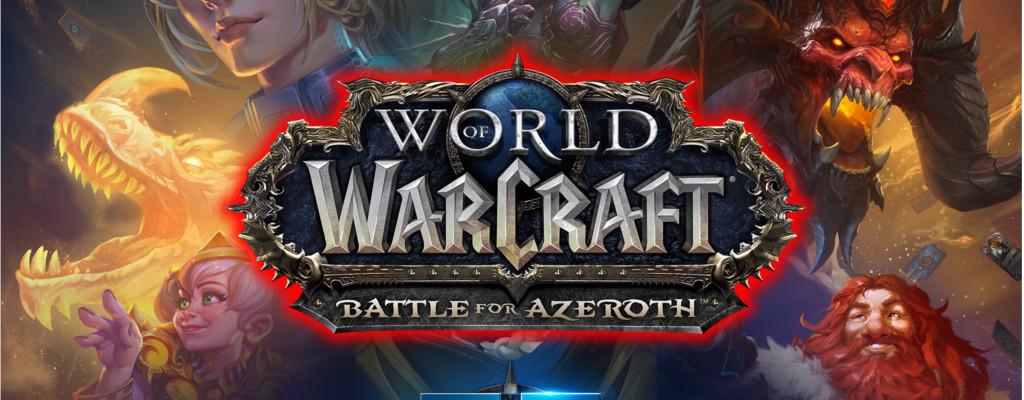 Was WoW-Spieler von der BlizzCon 2018 erwarten können