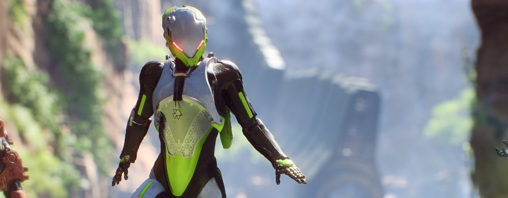 Neues Video zeigt Interceptor, den Assassinen von Anthem
