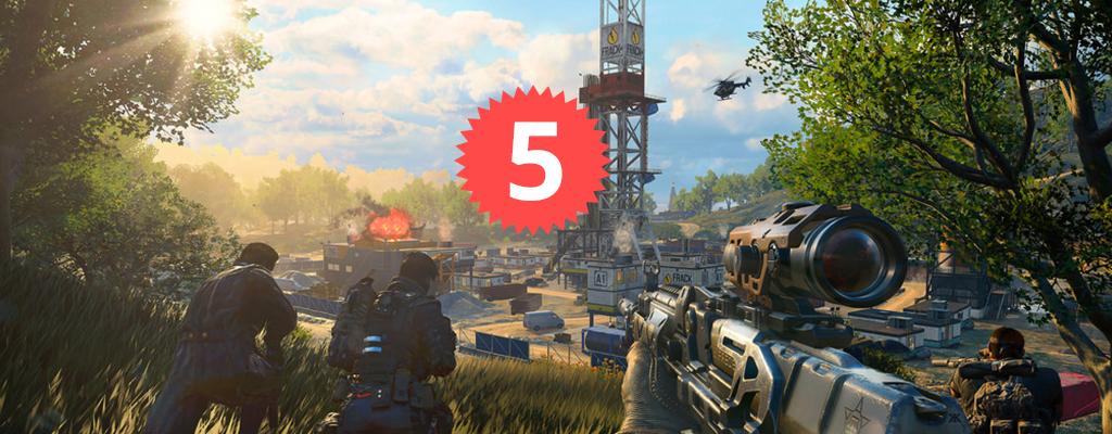 5 Dinge, die Ihr vor dem Kauf von Call of Duty: Black Ops 4 wissen solltet