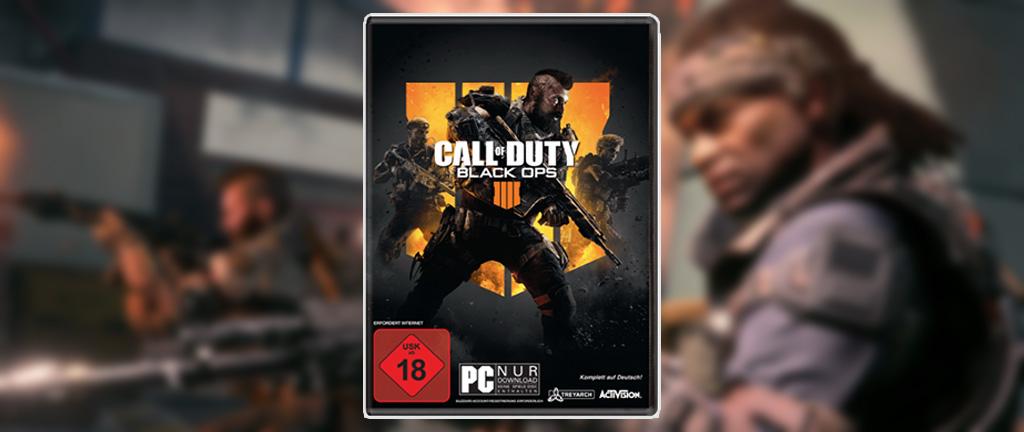 Call of Duty: Black Ops 4 für PC günstig wie nie zuvor sichern