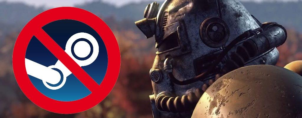 Fallout 76 erscheint nicht auf Steam – Das sind die Gründe
