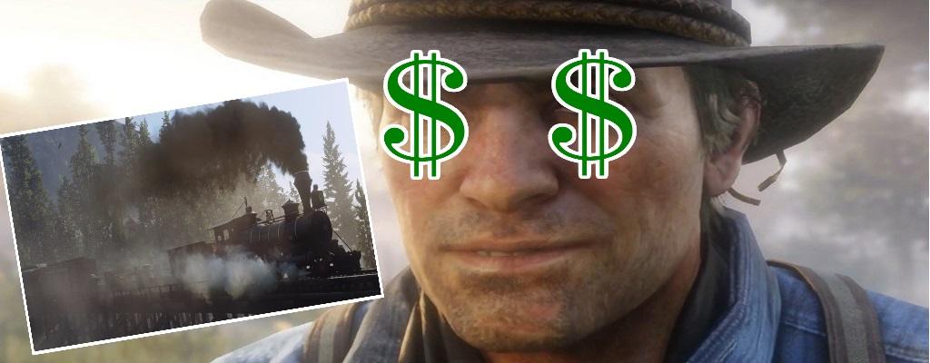 So verdient Ihr schnell Geld in Red Dead Redemption 2