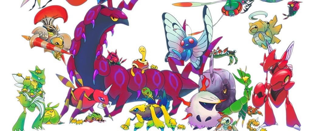 Pokémon GO: Helft dabei, Ameisen nun Pokémon-Namen zu geben