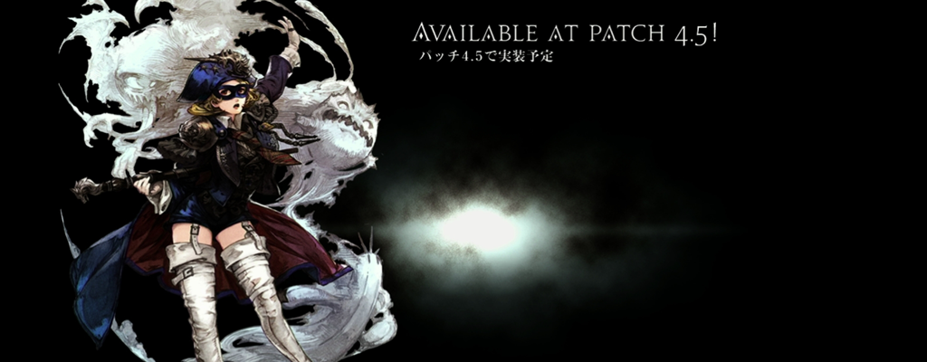 Final Fantasy 14 bringt den heiß begehrten Job Blaumagier