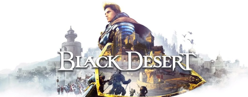 Black Desert mit Logo