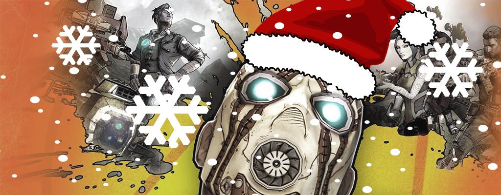 Borderlands 3: Bringt der Nikolaus endlich die Ankündigung?