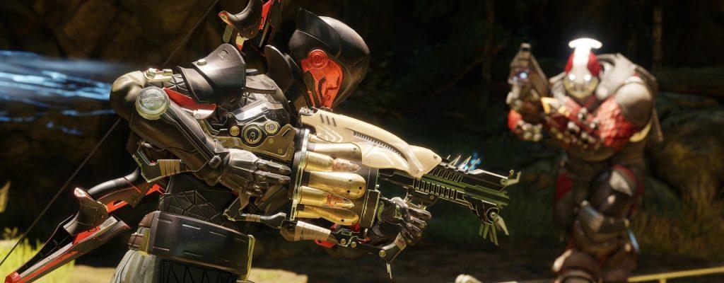 Destiny 2: Das sind die 5 neuen exotischen Waffen der Black Armory