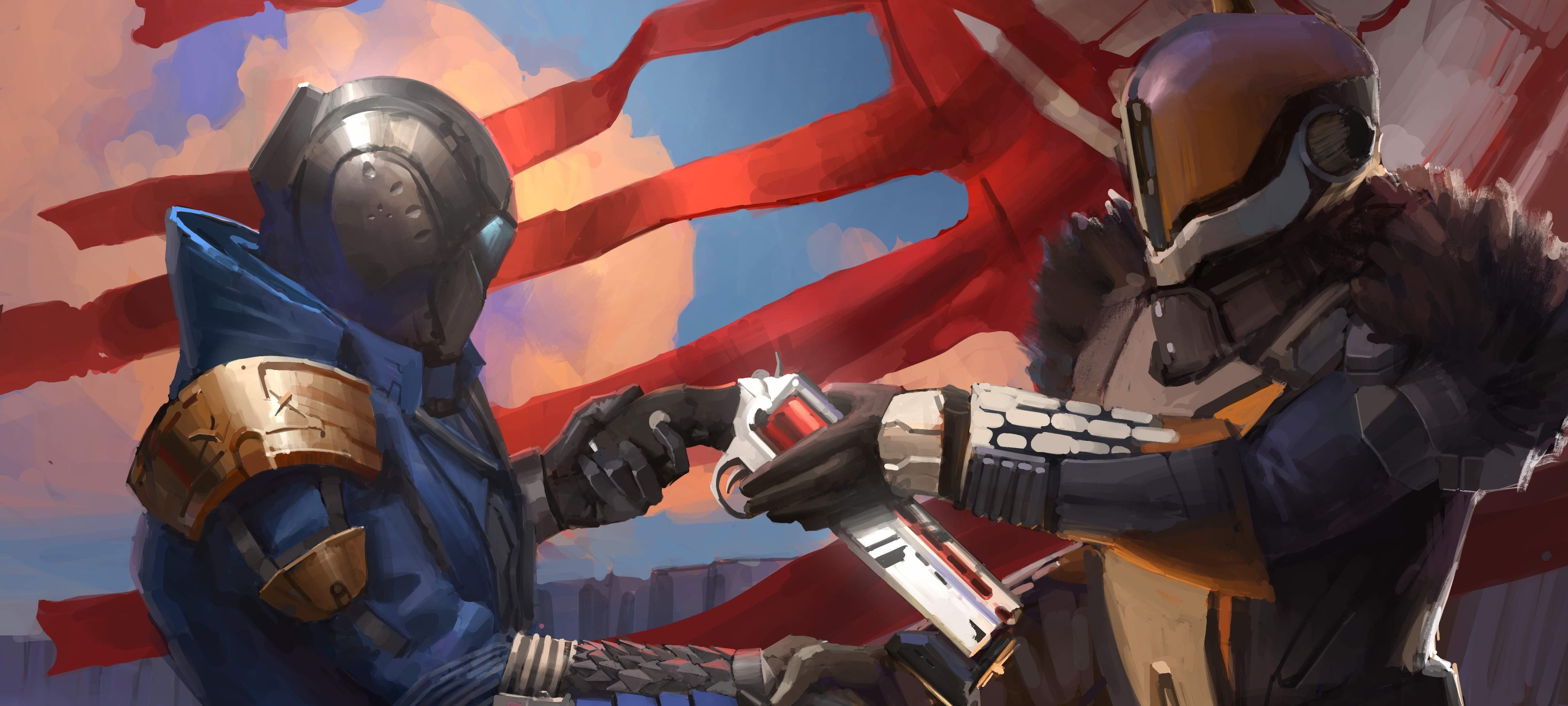 So will Destiny 2 bald zwei seiner besten PvP-Waffen abschwächen