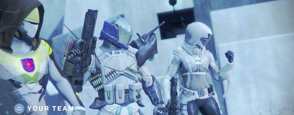 Destiny 2: Hüter hat seltsame Erscheinung im All – Denkt nun, Trials kommen wieder