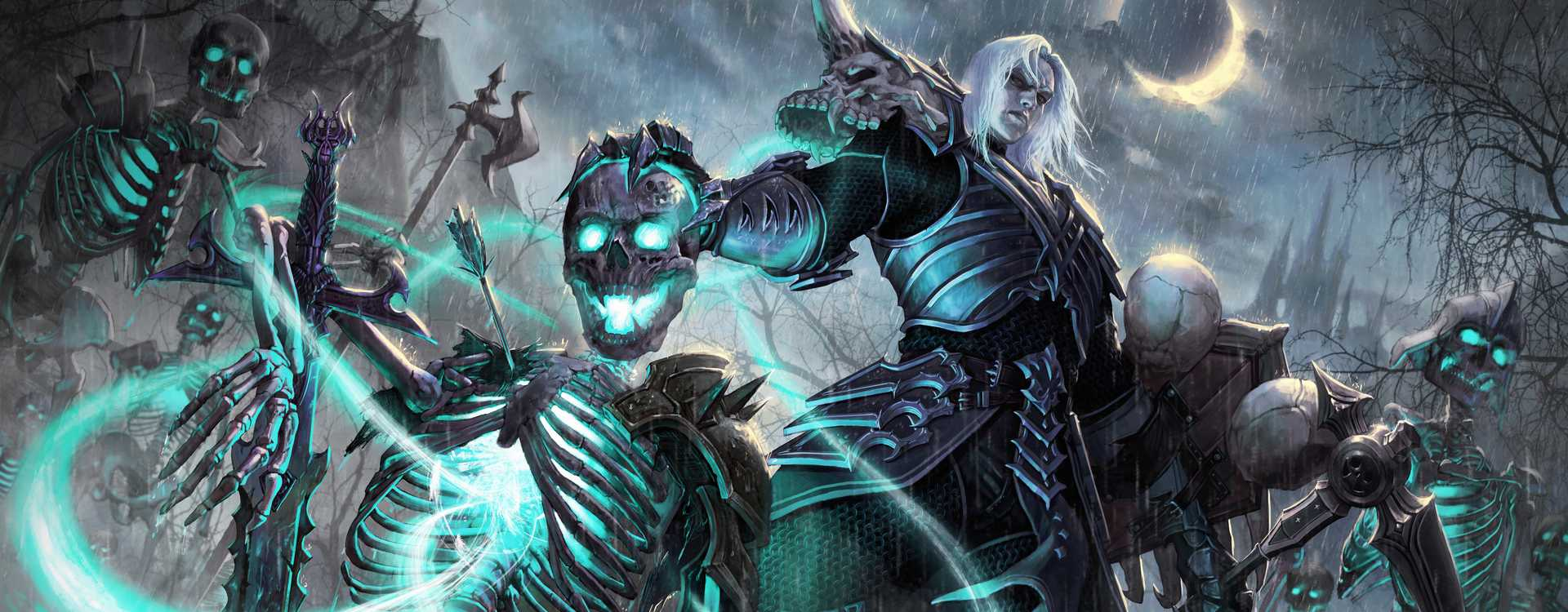 Blizzard kündigt Diablo 4 angeblich nicht an wegen Titan