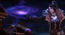 Diablo Immortal Wizard Intro Titel