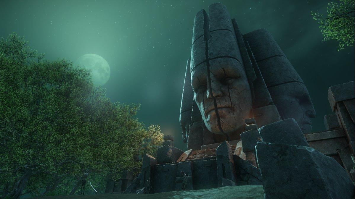 MMORPG New World zeigt endlich mal mehr als Wälder