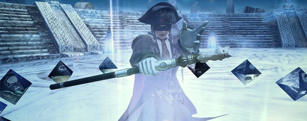 Final Fantasy XIV: Neuer Job Blaumagier darf nicht mit Fremden spielen