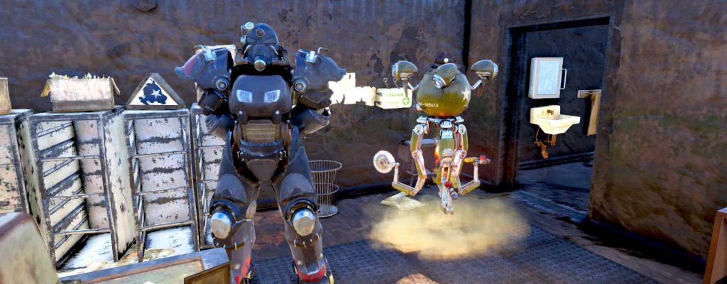 Irrer Glitch produziert massenweise Roboter in Fallout 76, die alles überrennen