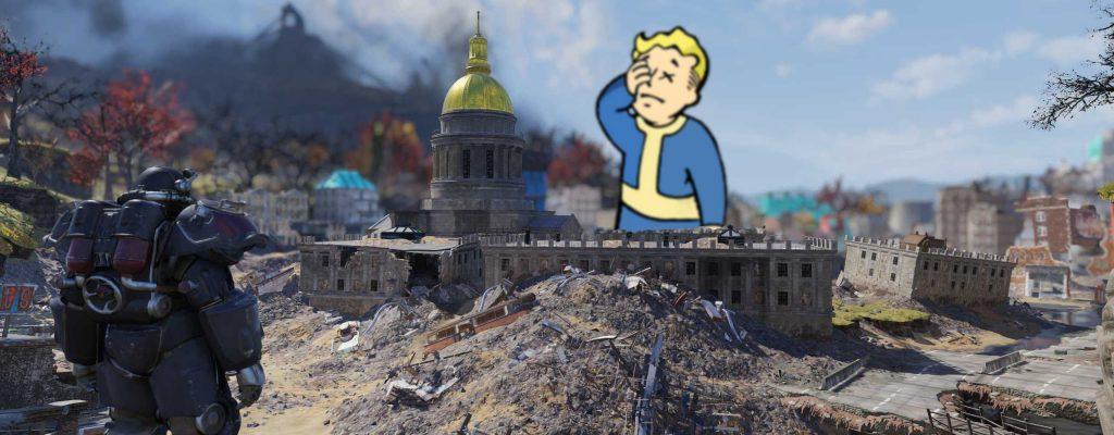 So trieb mich geniales Quest-Design in Fallout 76 zur Verzweiflung