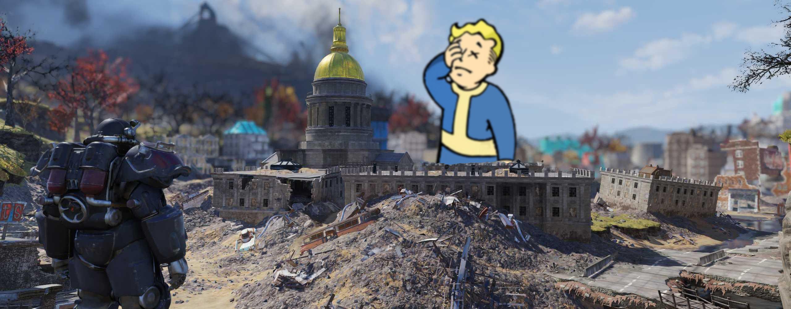 Fallout 76 – Bethesda sagt zur Daten-Panne: Nicht ganz so schlimm