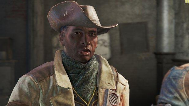 Fallout 76 Fallout 4 Preston Garvey 2