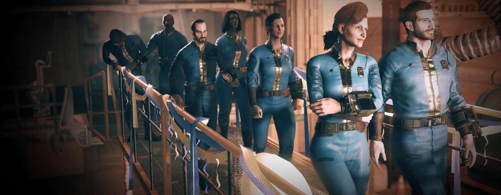 Release: Um diese Zeit startet Fallout 76 auf PS4, Xbox One und PC