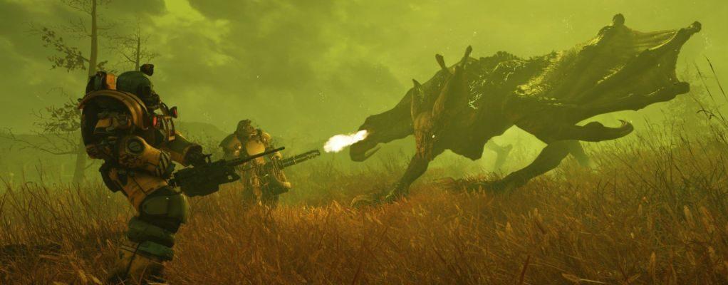Fallout 76: Atombombe fällt an Tag 1 und macht die Welt zum Raid