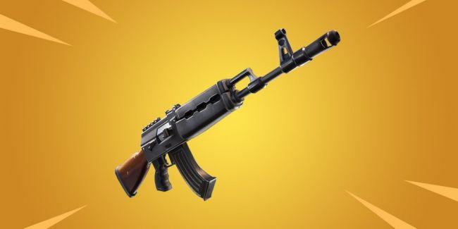Die nächste, neue Waffe in Fortnite: Schweres Sturmgewehr AK-47