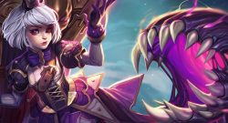 Heroes of the Storm Orphea title fitting