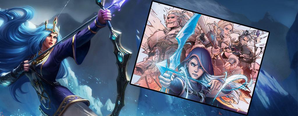 Marvel bringt bald Comics von LoL, startet mit dieser Heldin