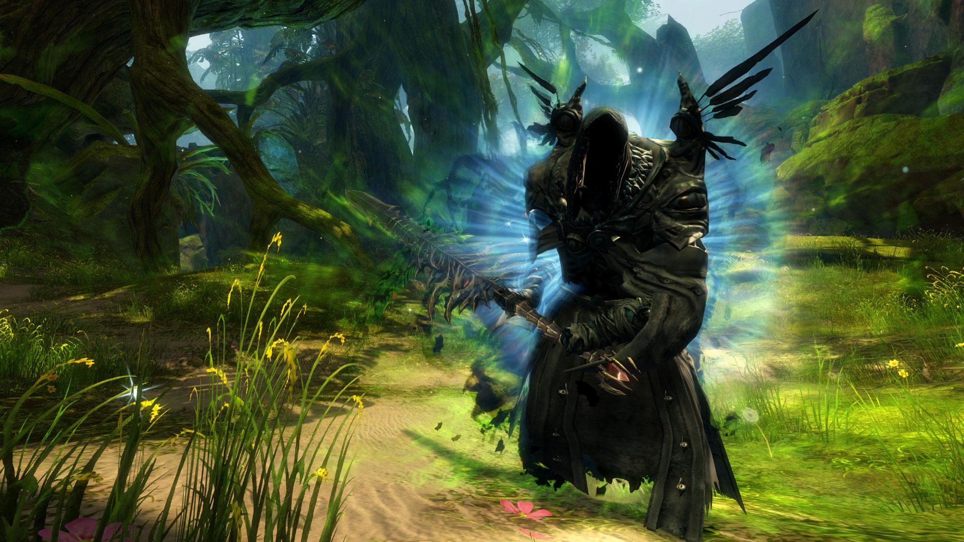 Statt ein Item zu reparieren, nerft Guild Wars 2 den Nekro