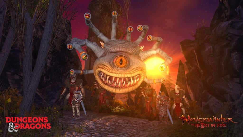 MMORPG Neverwinter macht mit neuer Erweiterung auf lustig