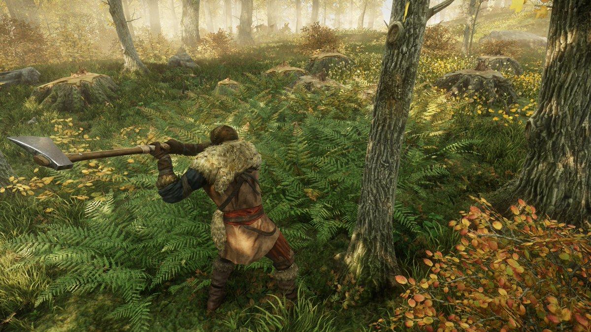 New World: Das wissen wir über das Crafting in Amazons MMORPG