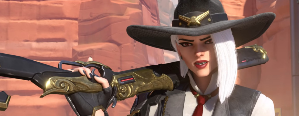 Overwatch: Das Zielen von Ashe ist verbuggt und wird bald gefixt