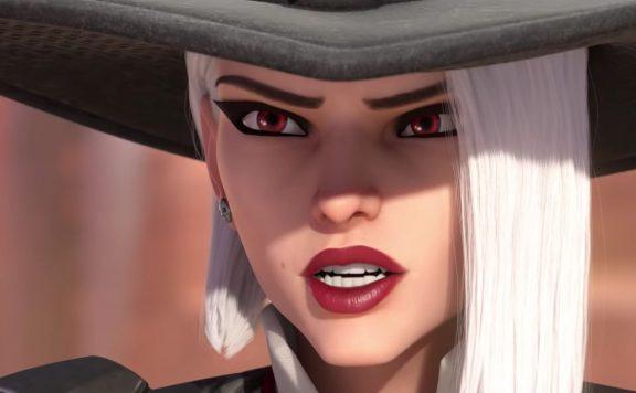 Overwatch Reunion Ashe Clsoeup Titel