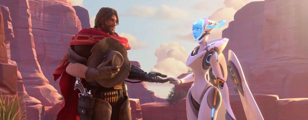 Overwatch Reunion neue Heldin Echo Titel