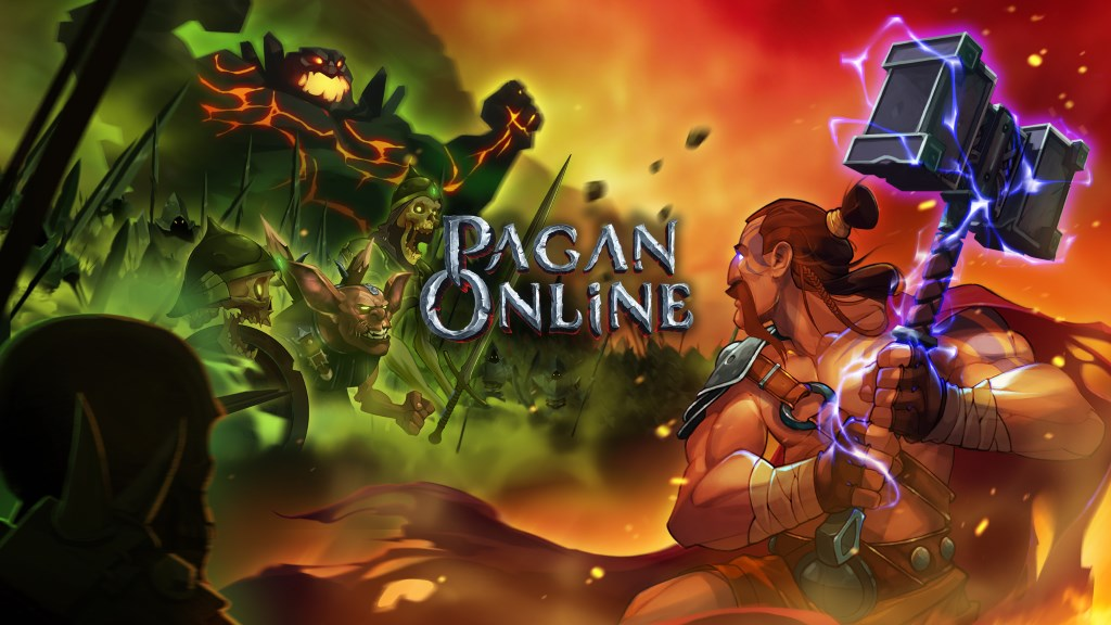 Pagan Online Artwork 4