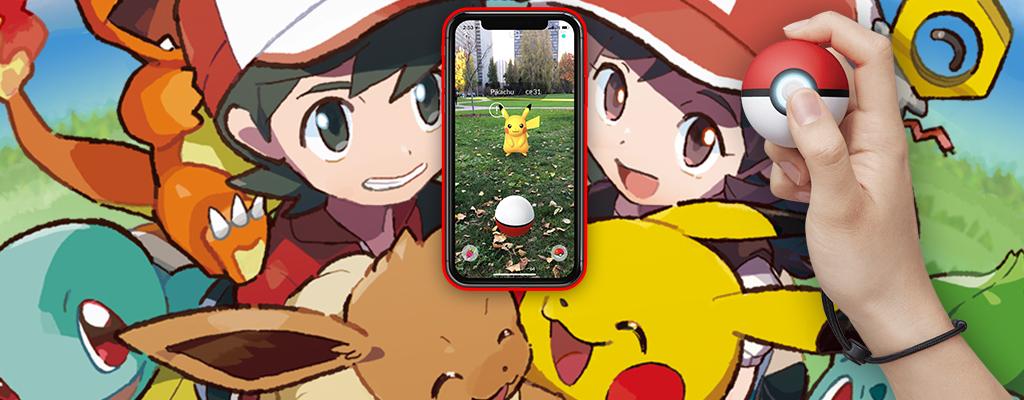 So clever macht Let's GO aus Fans von Pokémon GO echte Pokémaniacs