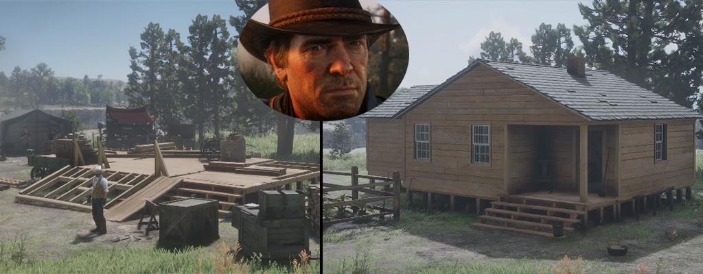 Red Dead Redemption 2: So verändert sich die Welt im Laufe der Story