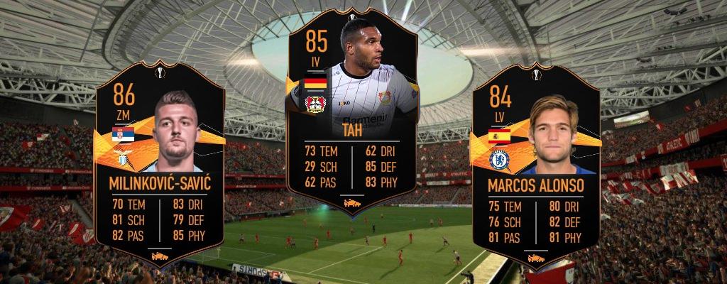 FIFA 19: So holt Ihr Alonso, Tah und Milinkovic-Savic als RTTF-Karten