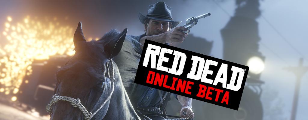 Um diese Uhrzeit startet die erste Beta von Red Dead Online
