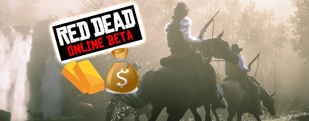 In Red Dead Online dauert es 4268 Stunden, um alles mit Gold zu kaufen