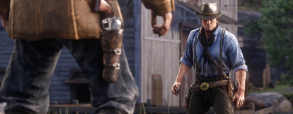So gewinnt Ihr leichter Duelle in Red Dead Redemption 2