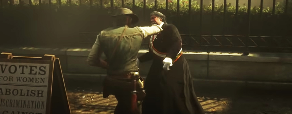 Red Dead Redemption 2: Videos mit Gewalt gegen Frauen gelöscht
