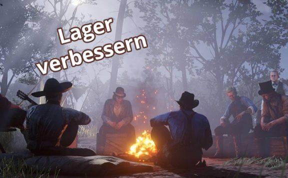 Red Dead Redemption 2 Lager verbessern Titel