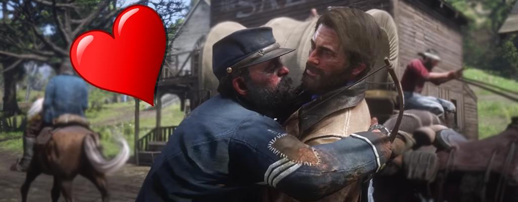 Red Dead Redemption 2: Dieser NPC erweicht die Herzen der Spieler