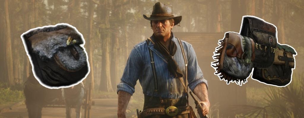 Red Dead Redemption 2: So erhaltet Ihr die Legende des Ostens Tasche