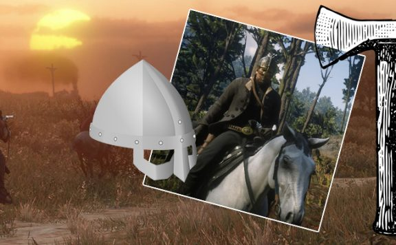 Red Dead Redemption 2 Wikinger Set