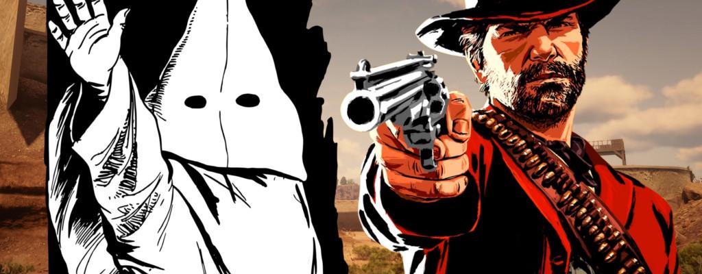 Wer in Red Dead Redemption 2 Ehre will, sollte den Ku-Klux-Klan töten