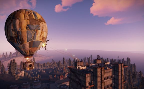 Rust Ballon