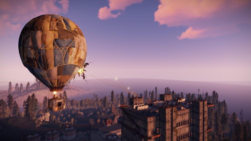 Darum hat das Survival-MMO Rust plötzlich Rekord-Zahlen auf Steam