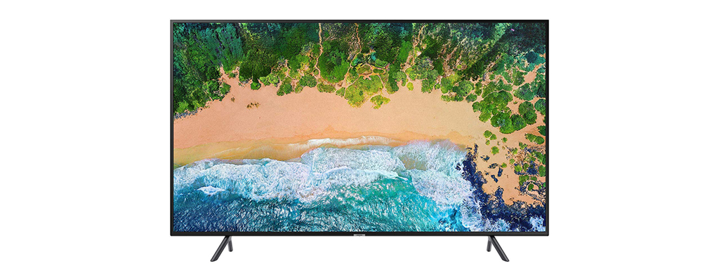 Samsung UHD-TV mit niedrigem Input Lag bei Amazon